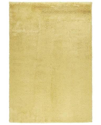 Shaggy Koberec Stefan 2, 120/170cm, Žlutá