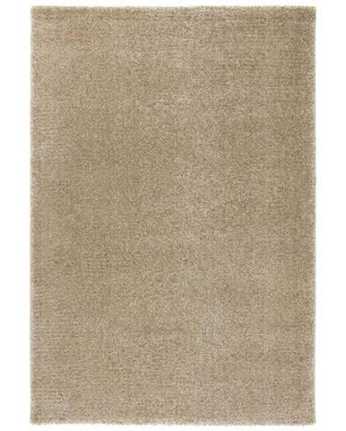 Tkaný Koberec Rubin 2, 120/170cm, Béžová
