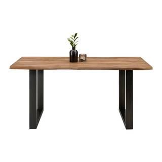 Jídelní Stůl Z Masivu Malmo 160x85 Cm
