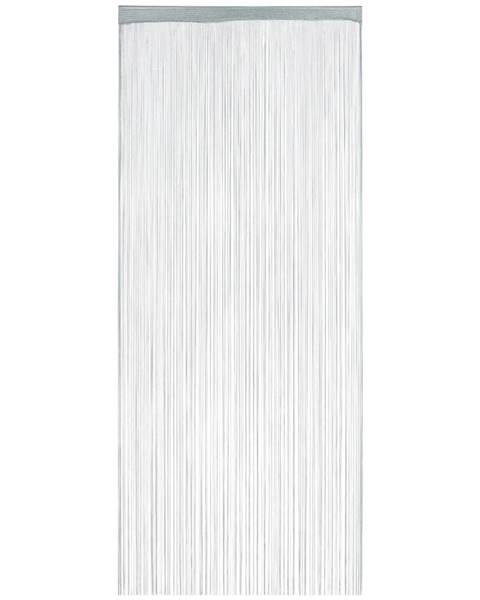 Möbelix Provázková Záclona Franz, 90/245cm, Modrá