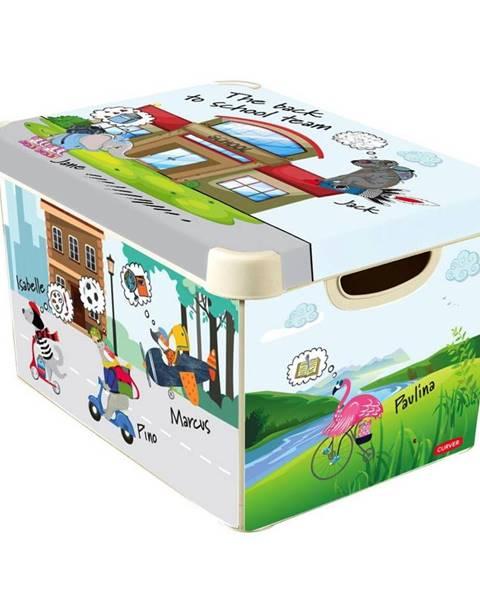 Möbelix Úložný Box Back To School