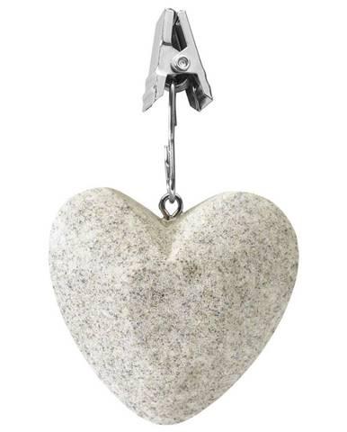Těžítko Ubrusu Srdce