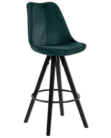 Barová Židle Dima Smaragdová