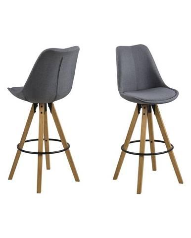 Barová Židle Dima Tmavošedá