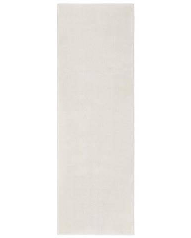 Koberec S Vysokým Vlasem Nemo 2, 60/180cm, Krémová