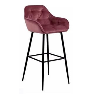 Barová Židle Brooke Koralová