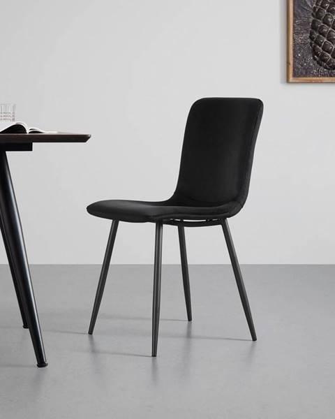 Möbelix Jídelní Židle Elif Černá