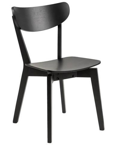 Jídelní Židle Roxby Dub Dyha Černá