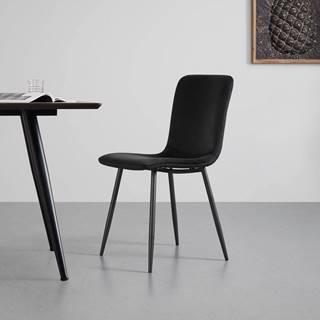 Jídelní Židle Elif Černá