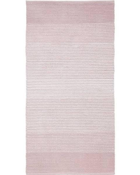 Möbelix Hadrový Koberec Malto, 100/150cm, Růžová