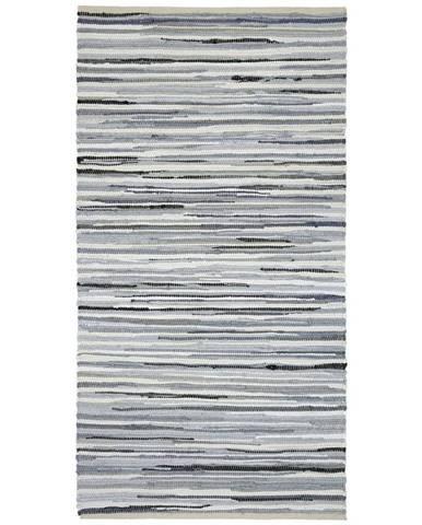 Ručně Tkaný Koberec Verona 1, 60/120cm, Šedá