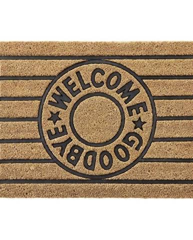 Dveřní Rohožka Welcome & Goodbye, 40/60cm