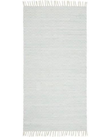 Ručně Tkaný Koberec Mary 1, 60/120cm, Tyrkysová