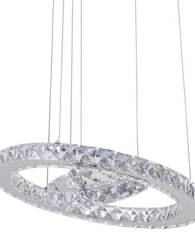 Závěsné Led Svítidlo Forli 100-150cm, 24 Watt
