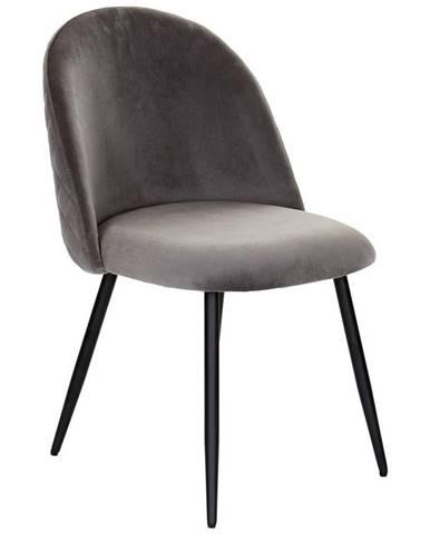 Jídelní Židle Torres Tmavě Šedá