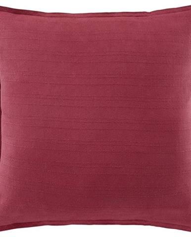 Polštář Ozdobný Solid One, 45/45cm, Červená