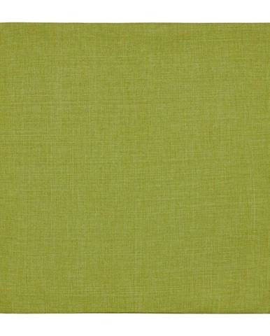 Povlak Na Polštář Vzhled Lnu, 50/50 Cm, Zelená