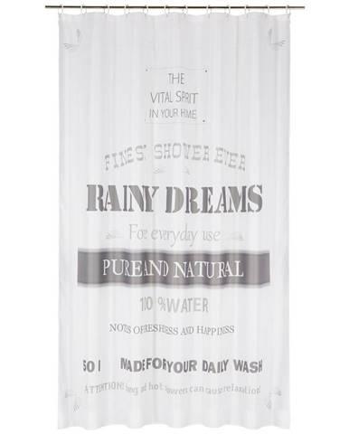 Sprchový Závěs Rainy Dreams, 180/200 Cm