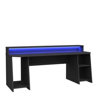 Herní Stůl Tezaur Černá 200 Cm