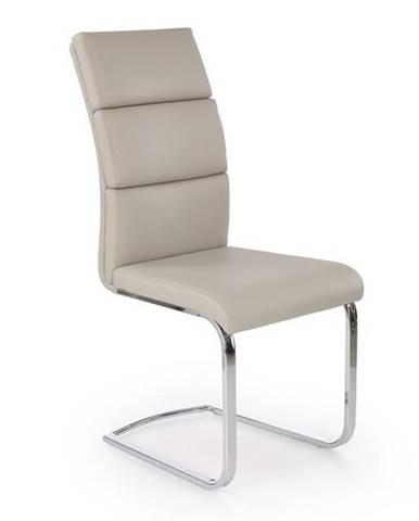Halmar Jídelní židle K230, šedá