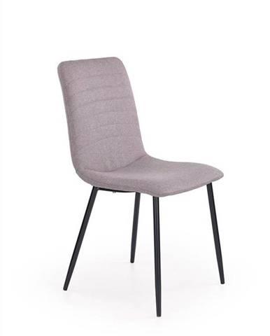 Halmar Jídelní židle K251, šedá