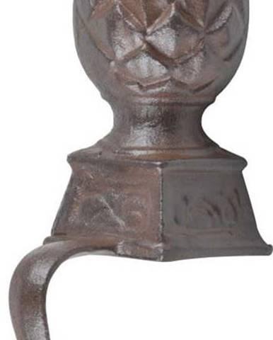 Litinový háček na krbovou římsu Esschert Design Pina