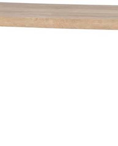 Jídelní stůl s deskou z mangového dřeva WOOOD, 180x90cm