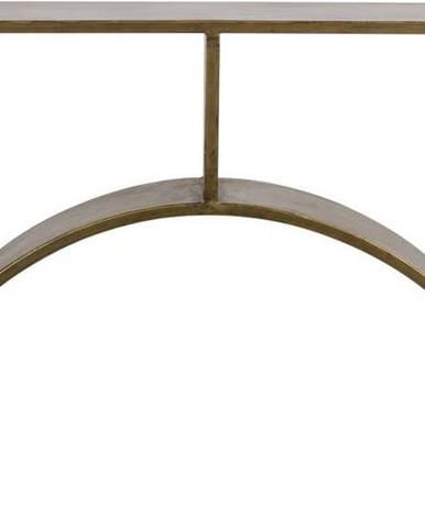 Odkládací stolek ve zlaté barvě BePureHome Altar
