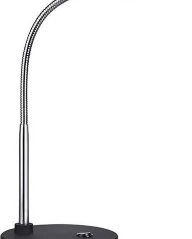 Černá stolní LED lampa Markslöjd Flex