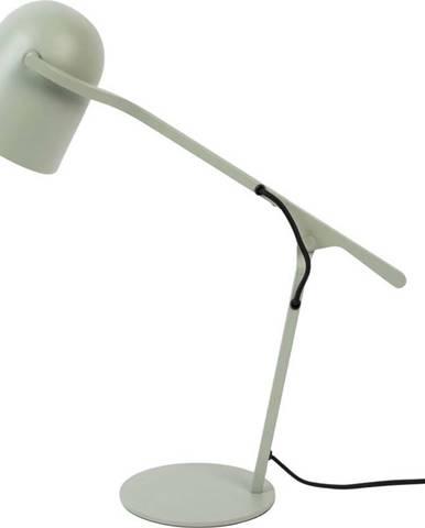 Zelená stolní lampa Zuiver Lau