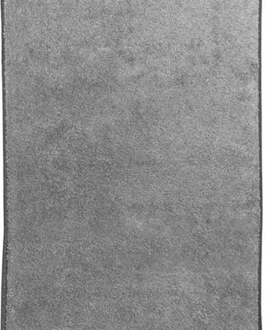 Šedá bavlněná osuška Ethere Banda Antracita, 100 x 150 cm
