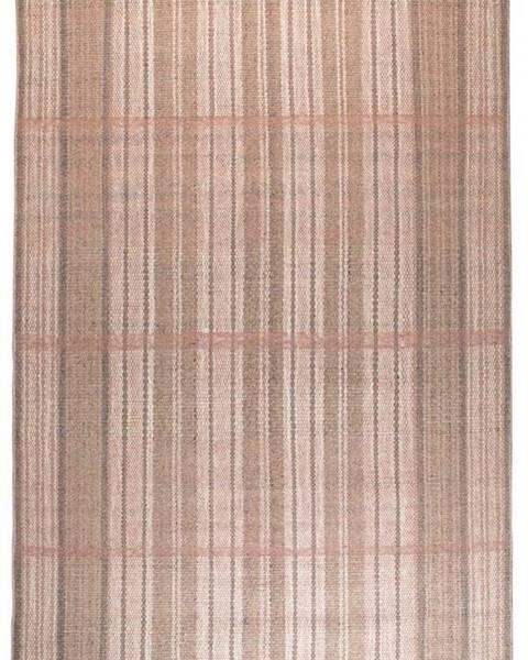Zuiver Béžový vlněný koberec Zuiver Jazz,160x230cm