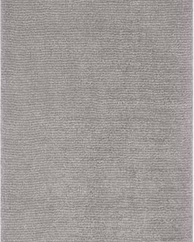 Světle šedý běhoun Mint Rugs Supersoft, 80 x 250 cm