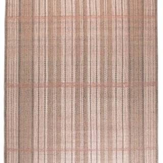 Béžový vlněný koberec Zuiver Jazz,160x230cm