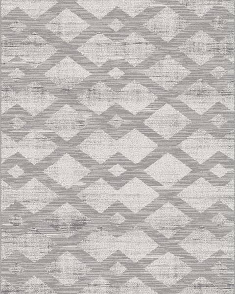 Universal Šedý koberec Universal Adra, 133x190cm