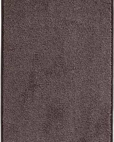 Antracitově šedý běhoun Hanse Home Pure, 80x200cm