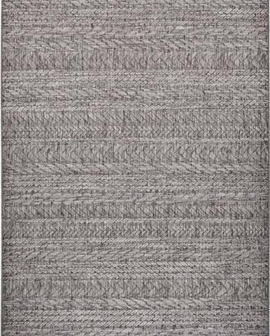 Světle šedý venkovní koberec Bougari Granado, 120 x 170 cm