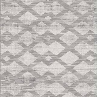Šedý koberec Universal Adra, 133x190cm