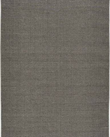 Šedý vlněný koberec Universal Kiran Liso, 120 x 170 cm