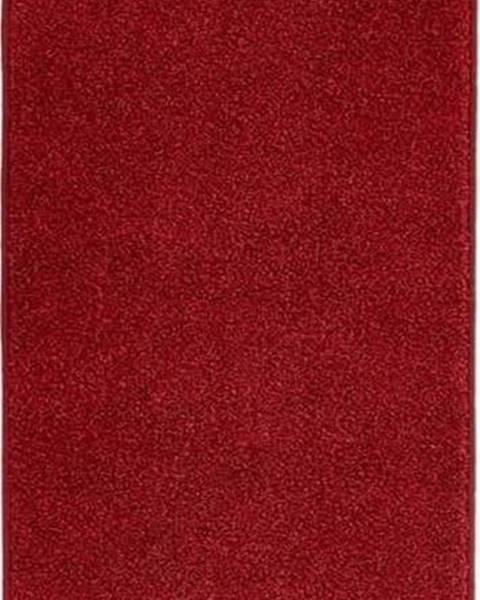 Hanse Home Červený běhoun Hanse Home Pure, 80x200cm