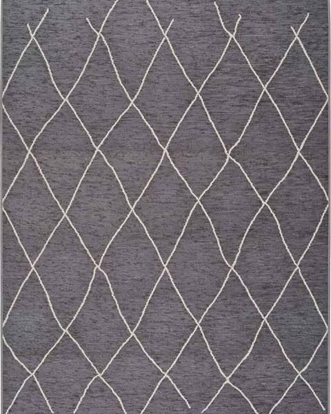 Universal Šedý venkovní koberec Universal Sigrid, 154 x 230 cm