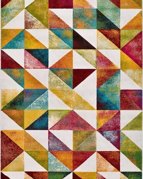 Universal Koberec Universal Pandora Triangles, 140 x 200 cm