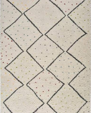 Béžový koberec Universal Atlas Line, 160 x 230 cm