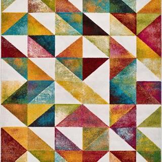 Koberec Universal Pandora Triangles, 140 x 200 cm