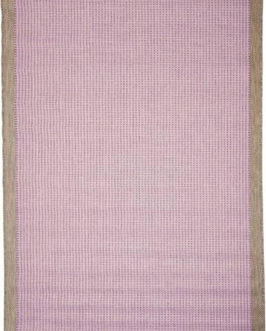 Fialový venkovní koberec Floorita Chrome, 160 x 230 cm