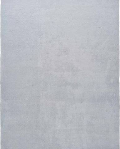 Šedý koberec Universal Berna Liso, 160 x 230 cm