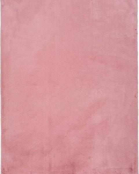 Universal Růžový koberec Universal Fox Liso, 160 x 230 cm