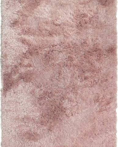 Růžový koberec Flair Rugs Dazzle, 160 x 230 cm