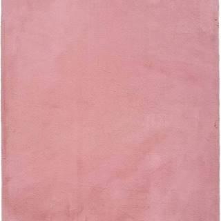 Růžový koberec Universal Fox Liso, 160 x 230 cm