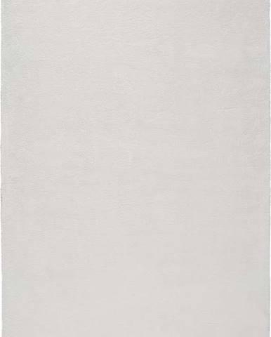 Bílý koberec Universal Berna Liso, 120 x 180 cm